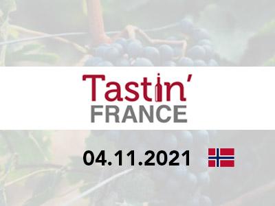 Tastin'France Norvège 2021