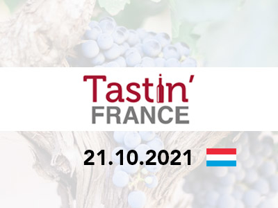 Tastin'France Luxembourg 2021