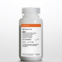 10 L MEM (Minimum Essential Medium), Powder with Earle's salts, L-glutamine, and nonesstential amino acids without sodium bicarbonate 10 L