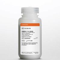 10 L DMEM (Dulbecco's Modification of Eagle's Medium)/Ham's F-12 50/50 Mix, Powder without sodium bicarbonate, L-Glutamine, and phenol red 10 L