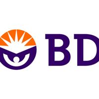 Tube BD Vacutainer stérile en PET 13*75, EDTAK2, vide 4ml, avec bouchon BD Hemogard violet, étiquette papier 100 tubes