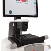 InCellis Cell Imager Phase contrast and fluorescent applications (w/o FLM, w/o Obj, w/o Hold) (ancienne réf.004393-003-RD0001A)
