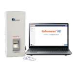 Cellometer K2 Image Cytometer for cell counting and analysis.