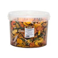 Chips de légumes secs - au poivre  x2kg