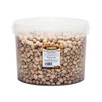 Pistaches avec coques grillées/salées d'Italie bio 10kg
