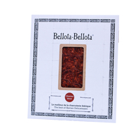 Chorizo Doux Bellota-Bellota tranché, étui de 100g