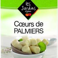 Coeurs De Palmiers 4/4 Boite
