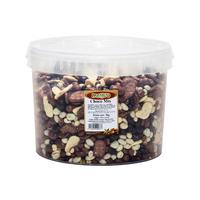 Choco mix (mix de fruits secs enrobés chocolat)  x5kg