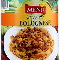 Sauce Bolognese Menu  4/4, colis de 6 unités