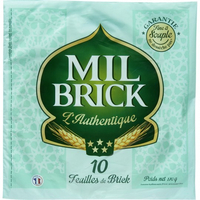 Feuille De Brick FRANCE   cat.1