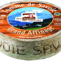 Tomme de Savoie grand Affinage  IGP, colis de 2 pièces