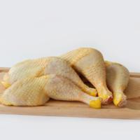Cuisse de poulet jaune halal,colis de  5kg
