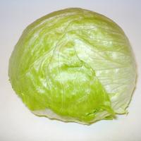 Salade iceberg L catégorie 1, colis de 10 pièces