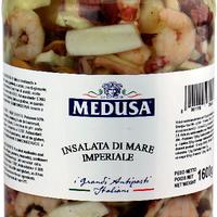 Insalata Di Mare Huile 1,6kg, colis de 4 unités
