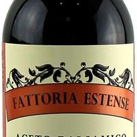 V.Balsamique F.Estense  0.50, colis de 12 bouteilles