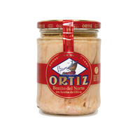 Thon blanc germon à l'huile d'olive bocal 400g
