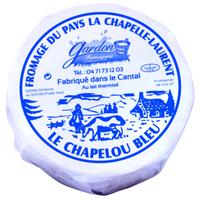 Chapelou bleu, colis de 12 pièces