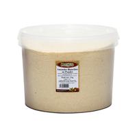 Amande blanchie en poudre  x4kg