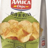 Chips Eldorada H.Olive 130gr, colis de 15 unités