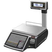 Balance poids-prix STAR 545 C Graphique 6/15kg