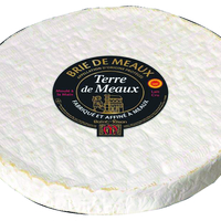Brie de Meaux Terre de Meaux AOP, colis de 1 pièce