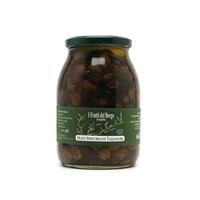 Olive Taggiasche dénoyautée à l'huile d'olive bocal 1,062kg