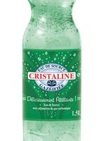 Cristaline Gazeuse X 6 X 1,5 Litre