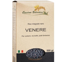 Riz Noir Venere x 1 Kg FRANCE   cat.1
