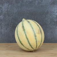 Melon charentais bio 1kg - calibre 12, colis de 6 pièces