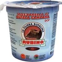 Mozzarella Bufala Dop, 16 pièces de 100g