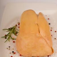 Foie gras de canard déveiné,colis de 5 pièces
