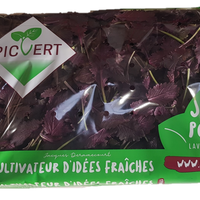 Moutarde Rouge Plates Colis Bois 1Kg Picvert