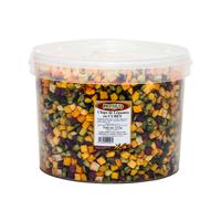 Chips legumes secs cubes  x2,5kg