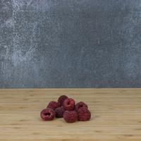 Framboises Tullamines, 100g, colis de 8 barquettes