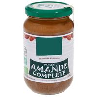 Puree D'Amande Complete Vrac Bio, colis de 5kg