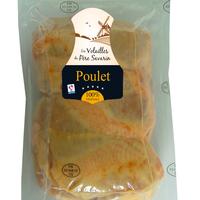 """Suprème de poulet jaune """"père savarin"""", colis de 5kg"""