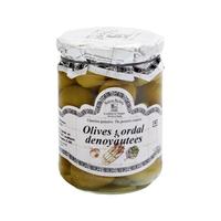 Olives Gordal dénoyautées 420gr, colis de 12 pièces