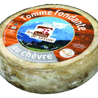 Tomme de chèvre fondante Hauts de Savoie, colis de 2 pièces