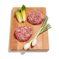 Steak de presa Bellota 2x170g, colis de 20 pièces