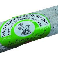 Sainte Maure de Touraine fermier GAEC Marquet AOP, colis de 6 pièces