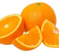 Orange Carte Espagne 1 Kg  cat.1