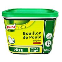 Bouillon De Poule Pate X 1 Kg Boite