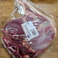 Cuissot de chevreuil, 2 pieces colis de 3kg