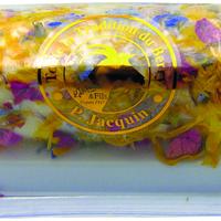 Buchette de chèvre aux fleurs, colis de 6 pièces