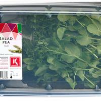 Crazy Pea (Salad Pea), Colis De 2 Barquettes De 100 Pièces