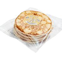 Blinis crème sachet de 4 blinis, colis de 12 pièces