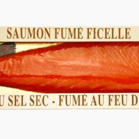 Saumon Fume Ecosse Ficelle T.M. 2 Kg