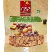 Arachide Decortiquee Grillee Salee Vrac Bio, colis de 5kg