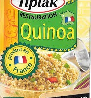 Quinoa Blanc  X 1 Kg Tipiak FRANCE   cat.1
