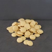 Chocolat Blanc - Edel Weiss 37% - Original Beans - 2Kg - BIO